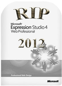 Expression Web RIP